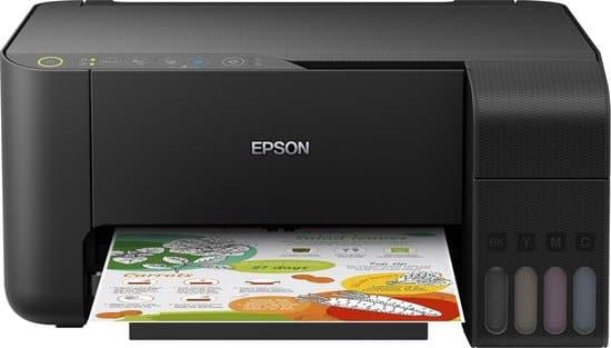 Review: Epson ET 2710
